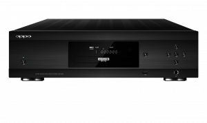 OPPO UDP-205 Audiophile Ultra HD Blu-ray Disc Player