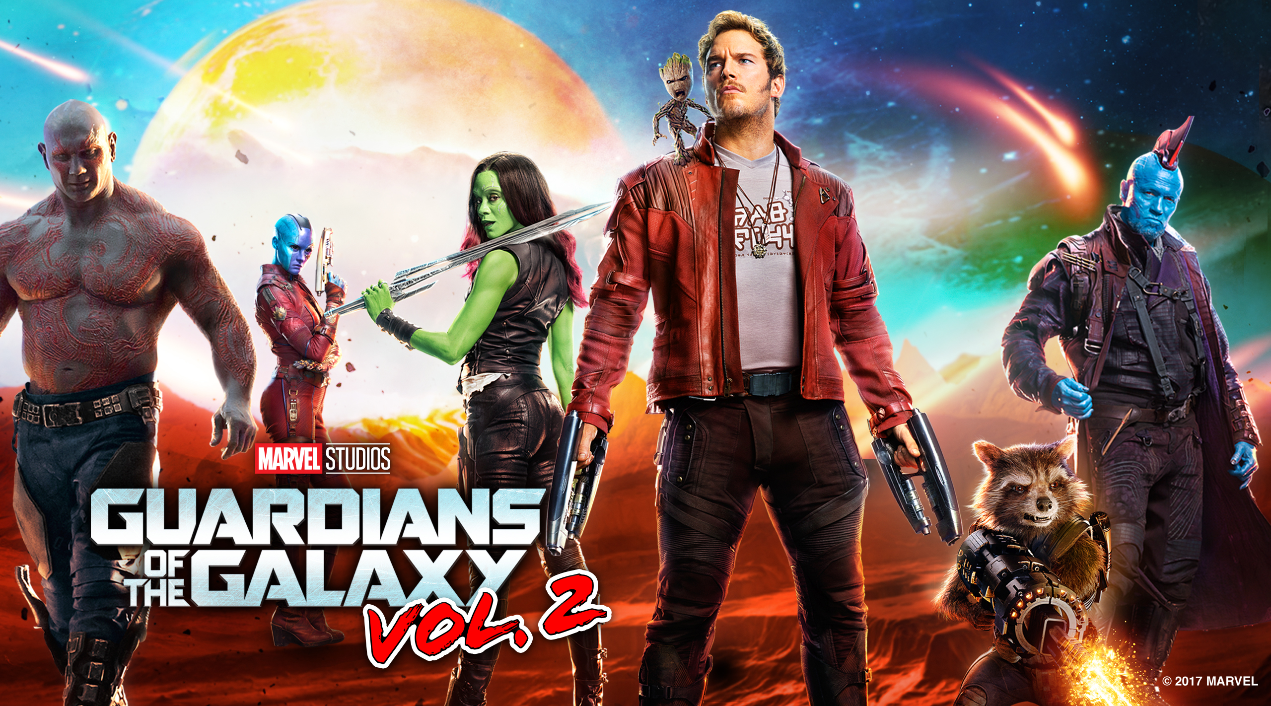 guardians of the galaxy 2 deutsch