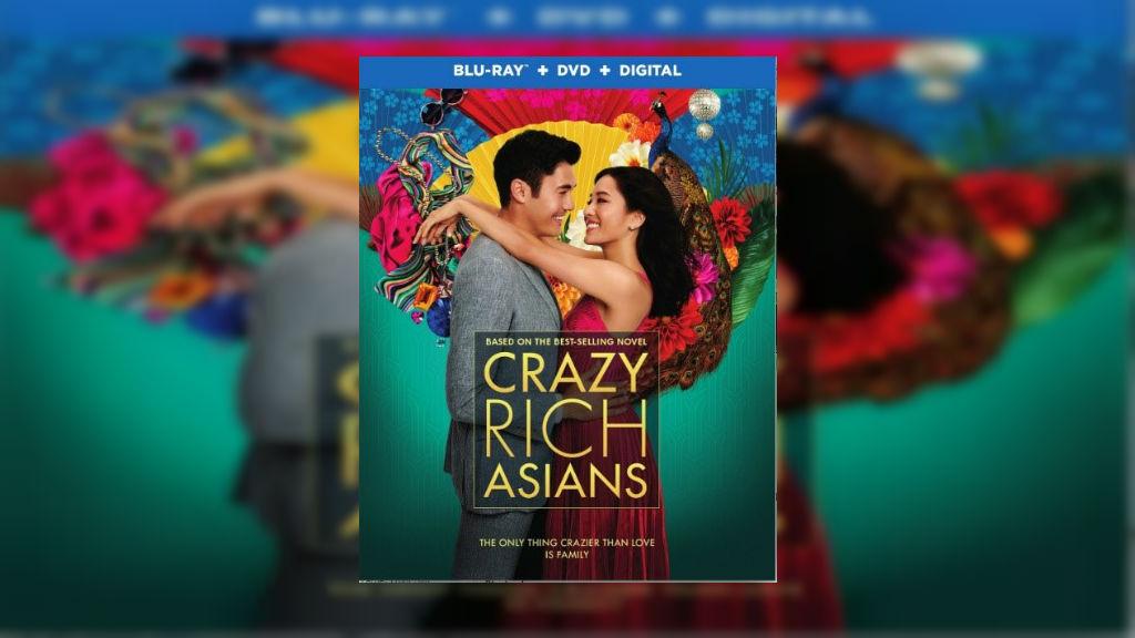 Crazy Rich Asian S Make Their Way To Blu Ray Blu Ray Disc Association